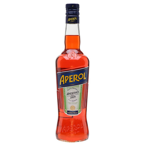 Aperol Liqueur Aperitif - Available at Wooden Cork
