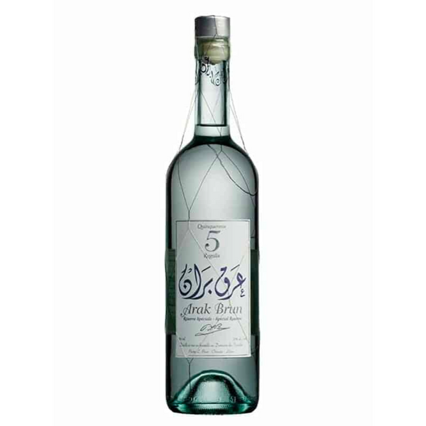 Arak Brun 5 Year - Available at Wooden Cork