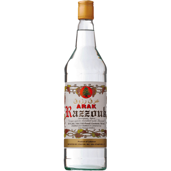 Arak Razzouk - Available at Wooden Cork