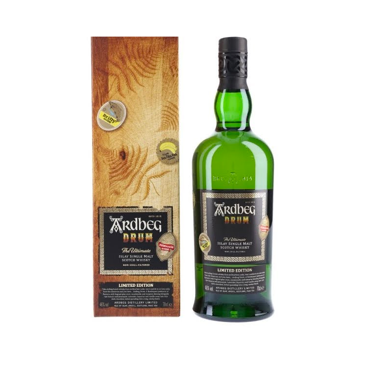 Ardbeg Drum - Available at Wooden Cork