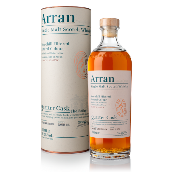 Arran Quarter Cask The Bothy - Available at Wooden Cork