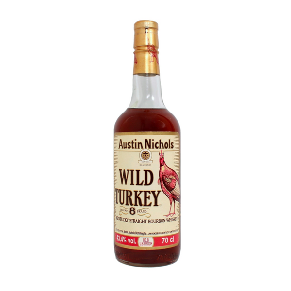 Austin Nichols' Wild Turkey Kentucky Straight Bourbon Whiskey 70cl - Available at Wooden Cork
