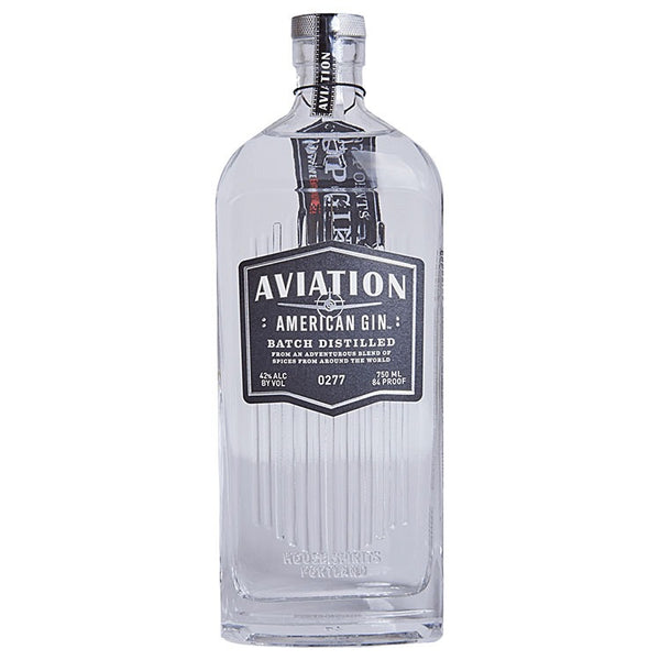 Aviation Gin - Available at Wooden Cork