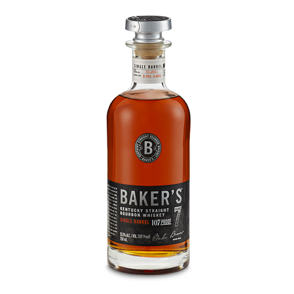 Baker's 7 Year Old Bourbon - Available at Wooden Cork