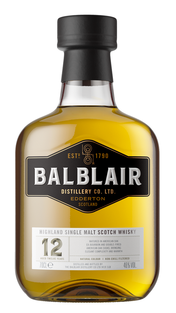 Balblair 12 Year Old - Available at Wooden Cork