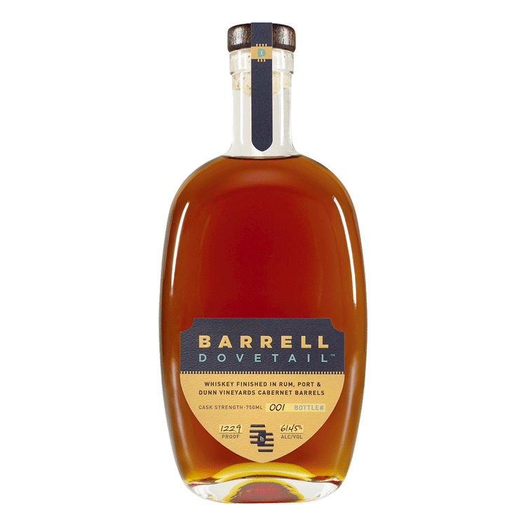 Barrell Dovetail Whiskey - Available at Wooden Cork