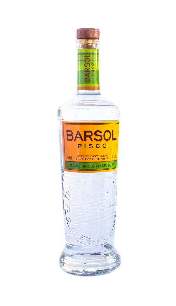 Barsol Moste Verde Italia Pisco - Available at Wooden Cork