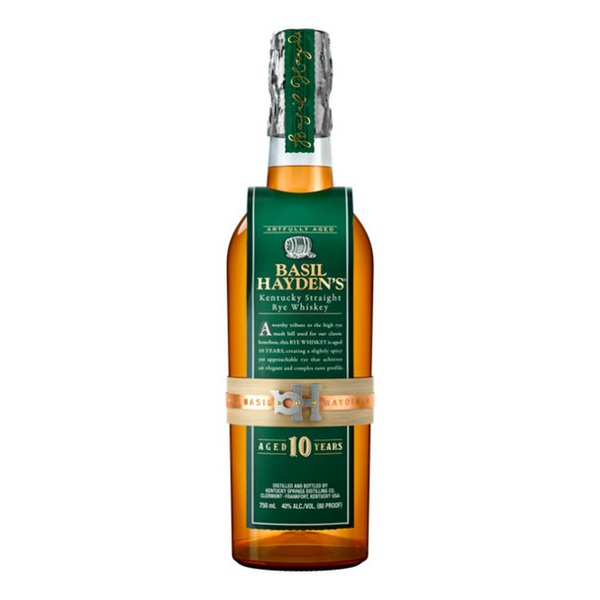 Buy Basil Hayden's 10 Year Old Rye Whiskey Online
