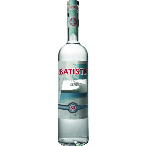 Batiste Rhum Silver Rum - Available at Wooden Cork