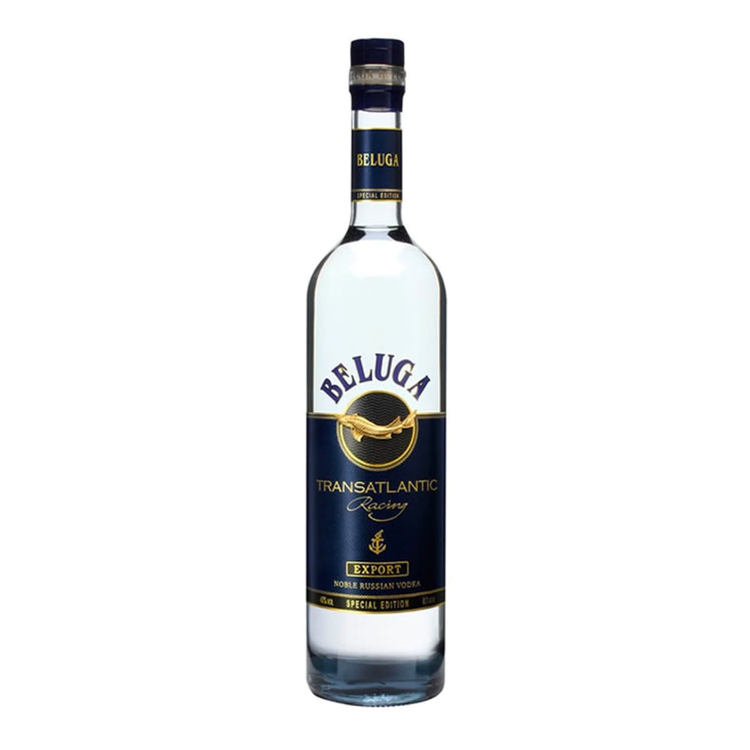 Beluga Noble Transatlantic Racing Vodka - Available at Wooden Cork