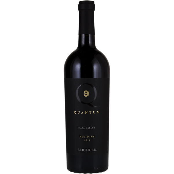 Beringer Quantum Napa Valley Red Wine - Available at Wooden Cork