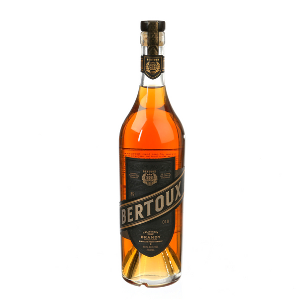 Bertoux Brandy - Available at Wooden Cork