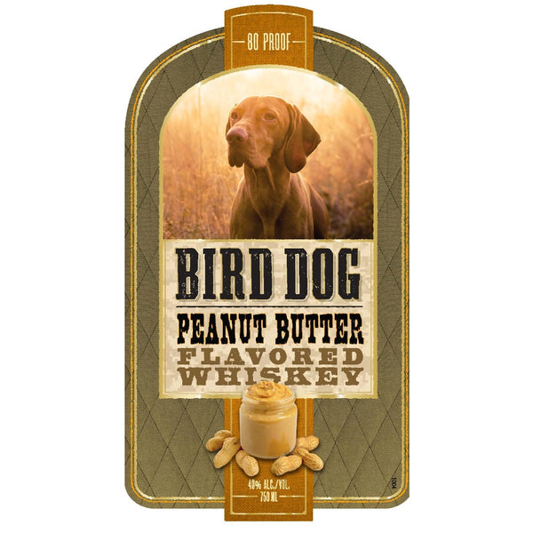 Bird Dog Peanut Butter Whiskey - Available at Wooden Cork