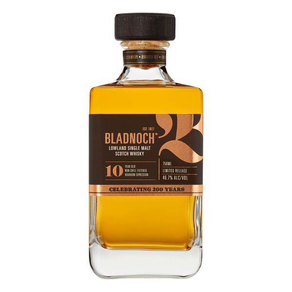 Bladnoch 10 Year Old - Available at Wooden Cork