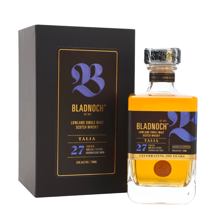 Bladnoch Talia 25 Year Old Scotch Whiskey - Available at Wooden Cork