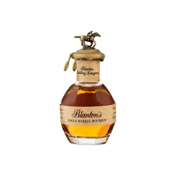 Blanton's Miniature Bourbon 50ml Shot - Available at Wooden Cork