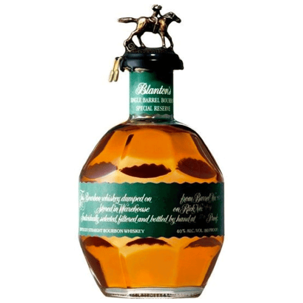 Blanton's Green Label Special Reserve - Available at Wooden Cork