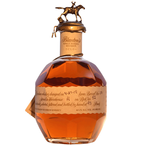 Blanton's Special Reserve Red Label - Japanese Import - Available at Wooden Cork