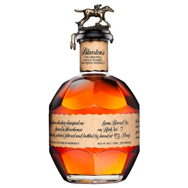 Blanton's Original Single Barrel Bourbon Whiskey 375ml - Available at Wooden Cork