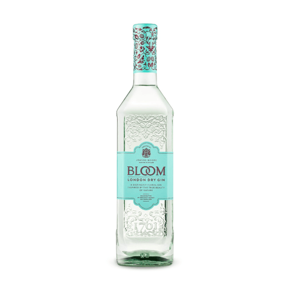 Bloom London Dry Gin - Available at Wooden Cork