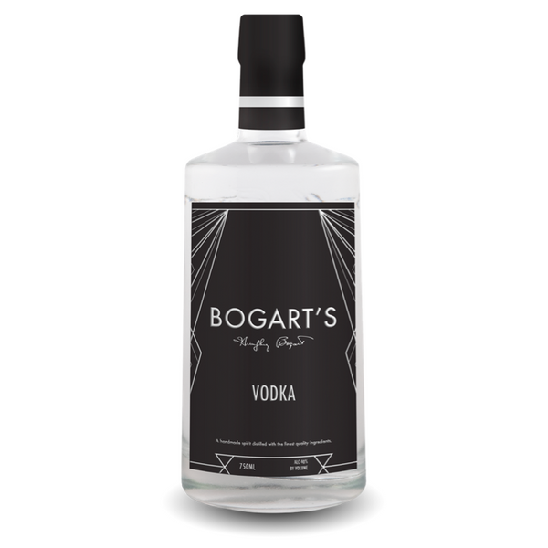 Bogart's Vodka - Available at Wooden Cork
