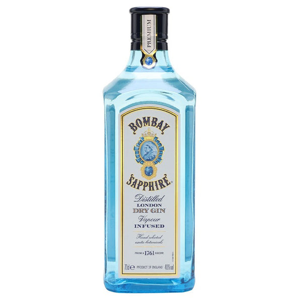 Bombay Sapphire London Dry Gin - Available at Wooden Cork