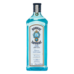 Bombay Sapphire Gin 1.75L - Available at Wooden Cork