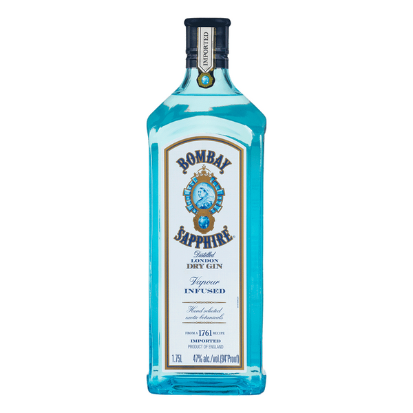 Bombay Sapphire Gin 1.75L  Bombay