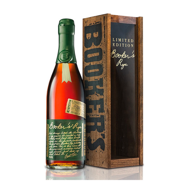 Booker's Rye Limited Edition - Available at Wooden Cork