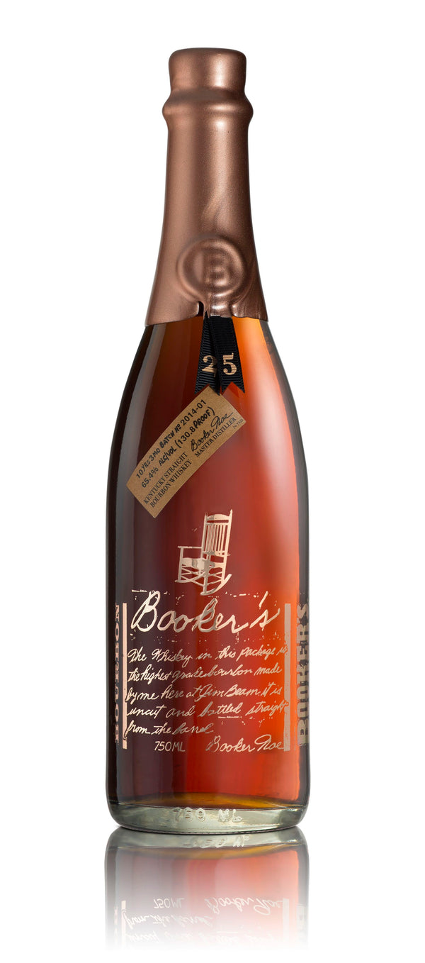 Booker's 25th Anniversary Edition Bourbon - Available at Wooden Cork