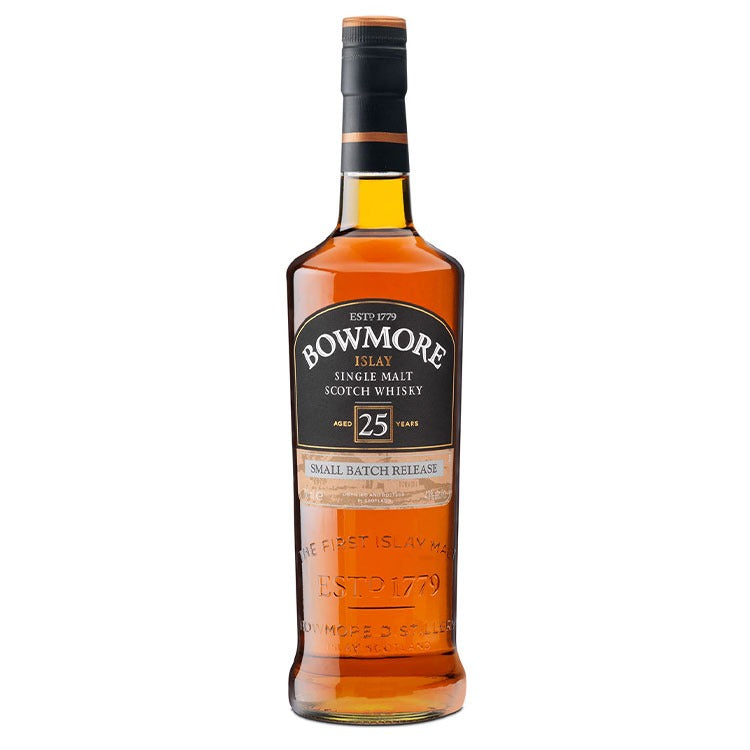 Bowmore 25 Year Old - Available at Wooden Cork