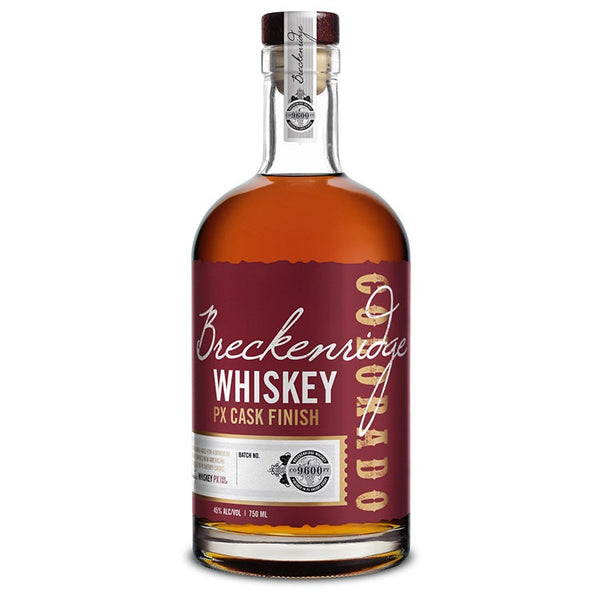 Breckenridge PX Sherry Cask Finish  Breckenridge