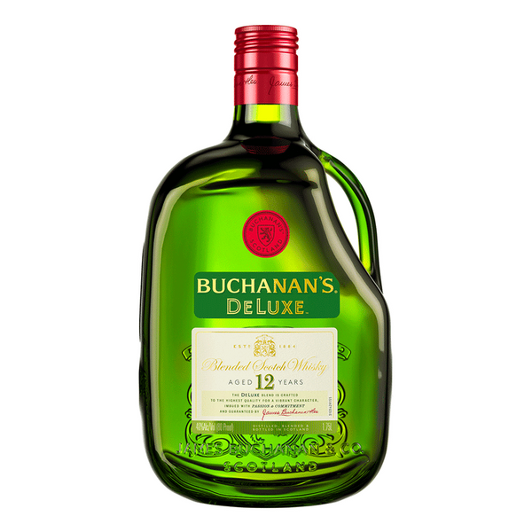 Buchanan's Whiskey 1.75L - Available at Wooden Cork
