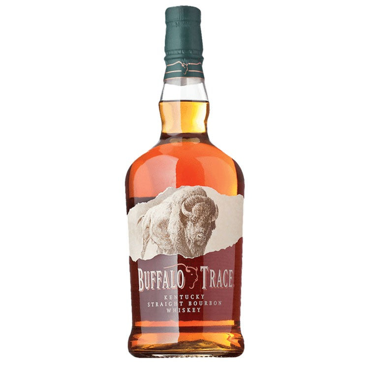 Buffalo Trace Bourbon 1L - Available at Wooden Cork