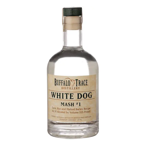 Buffalo Trace White Dog Mash #1 375ml - Available at Wooden Cork