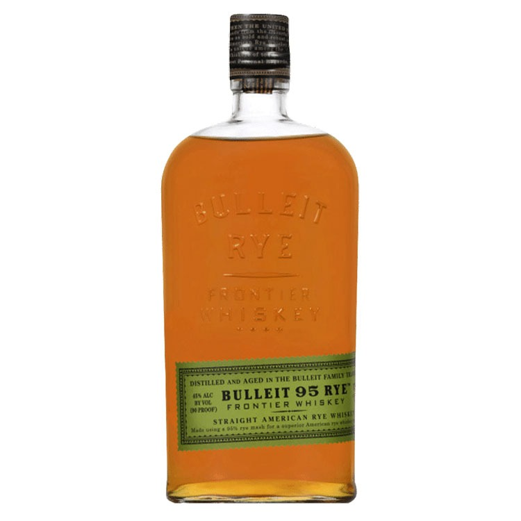 Bulleit Rye Whiskey - Available at Wooden Cork