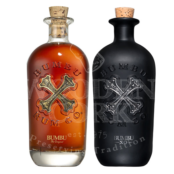 Bumbu & XO Rum Bundle - Available at Wooden Cork