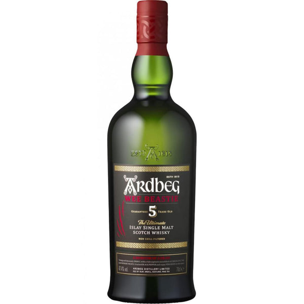 Ardbeg Wee Beastie 5 Year Old - Available at Wooden Cork