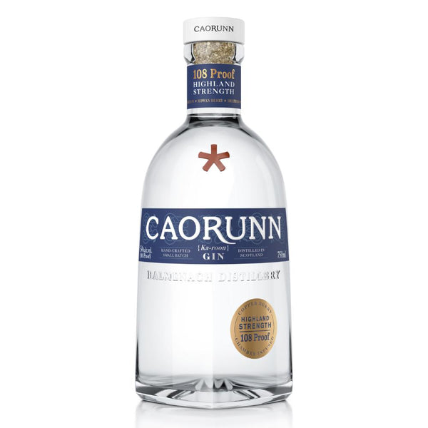 Caorunn Gin Highland Strength - Available at Wooden Cork