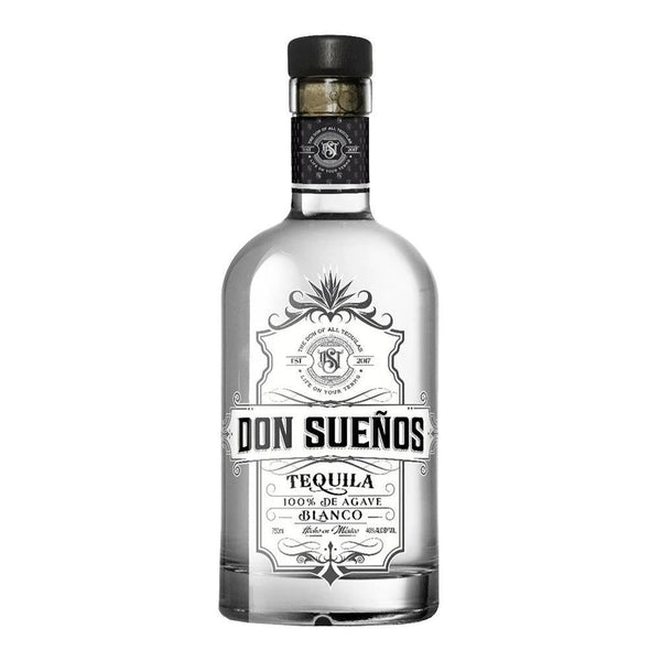 Don Sueños Tequila Blanco - Available at Wooden Cork
