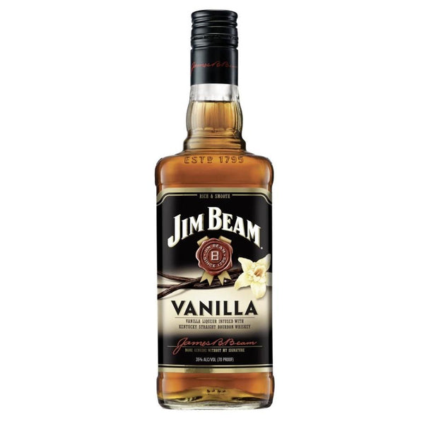 Jim Beam Vanilla Bourbon - Available at Wooden Cork