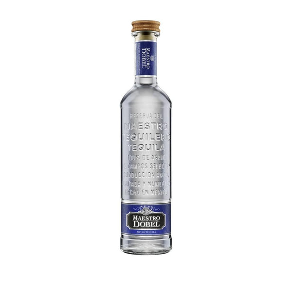 Maestro Dobel Blanco Tequila - Available at Wooden Cork