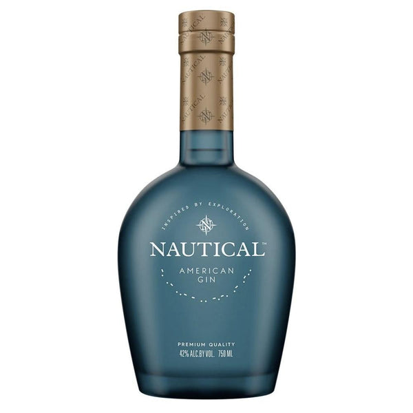 Nautical American Gin - Available at Wooden Cork