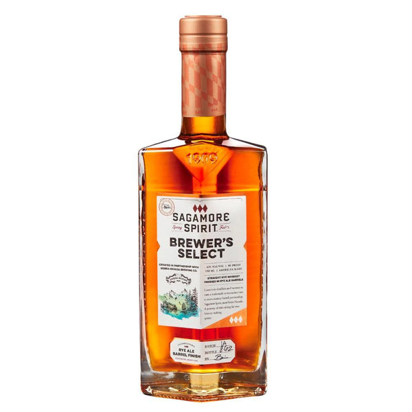 Sagamore Spirit Brewer's Select Rye Ale Finish Rye Whiskey - Available at Wooden Cork