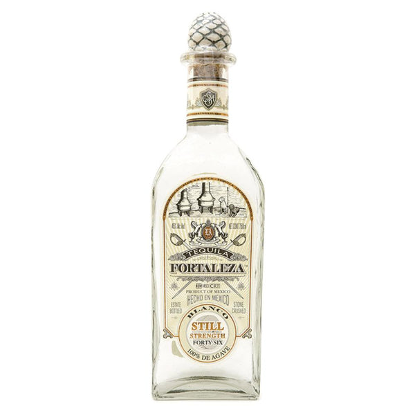 Tequila Fortaleza Blanco Still Strength - Available at Wooden Cork