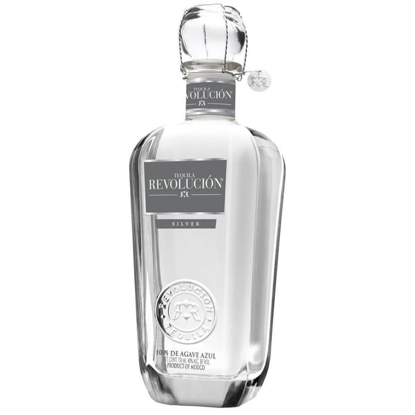 Tequila Revolución Silver - Available at Wooden Cork
