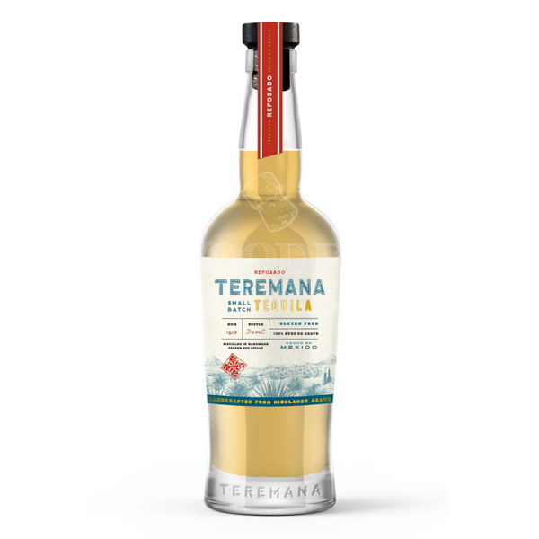 Teremana Reposado Tequila - Available at Wooden Cork