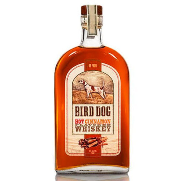 Bird Dog Hot Cinnamon Flavored Whiskey - Available at Wooden Cork