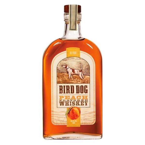 Bird Dog Peach Flavored Whiskey - Available at Wooden Cork