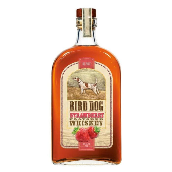 Bird Dog Strawberry Flavored Whiskey - Available at Wooden Cork